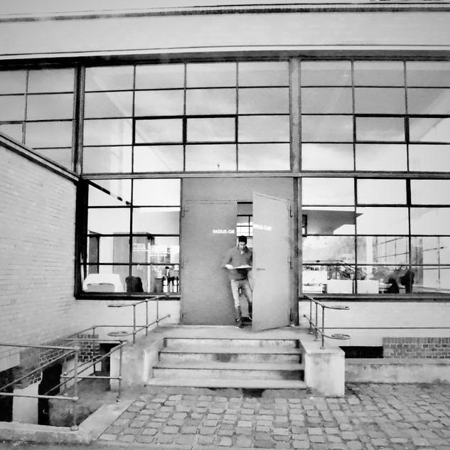 Fagus. Architect Walter Gropius.