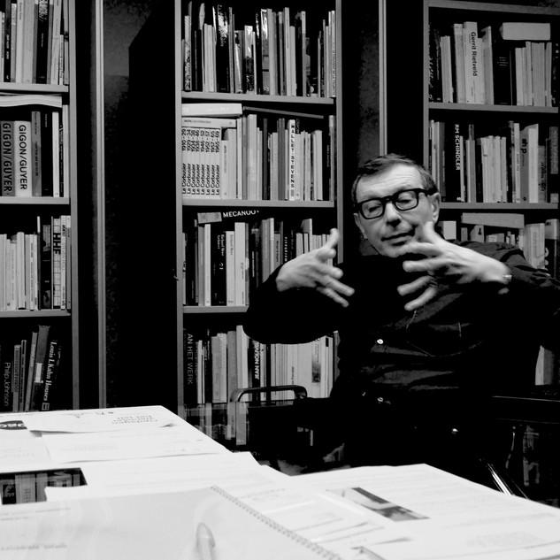 Gino DEBRUYNE ingenieur-architect  DEBRUYNE EN ARCHITECTEN Brugg