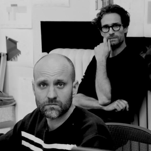 Basile Graux en Koen Baeyens architecten  GRAUX & BAEYENS ARCHITECTEN GENT