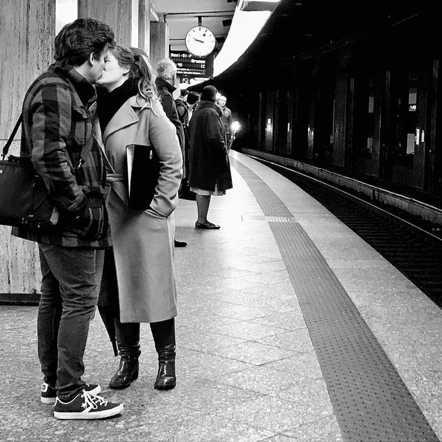 Brussel. Central station.