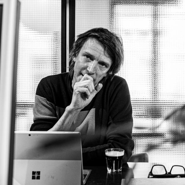 Sven GROOTEN architect  B-ARCHITECTEN Antwerpen founding partner