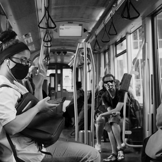 Brussels - Tram 68