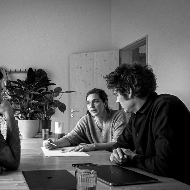 Koen VAN DELSEN, Tine VERWERFT & Pieter VANDERHOYDONCK bio-ingenieur & ingenieur-architecten  vennoten MURMUUR architecten Ronse