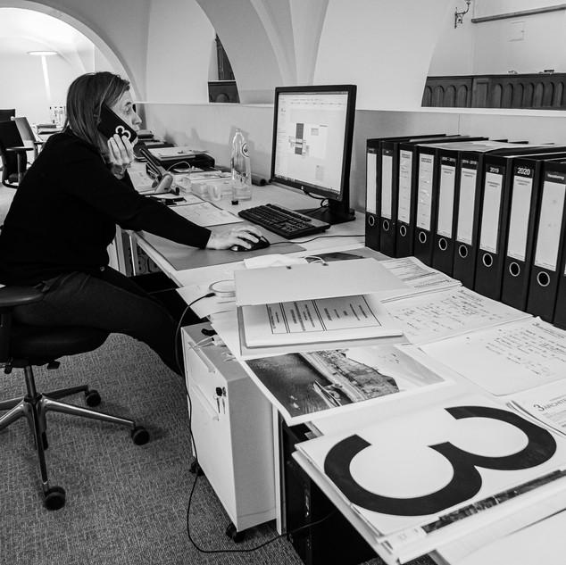 Barbara OSTYN  architect  co-founder and partner 3ARCHITECTEN  Roeselare