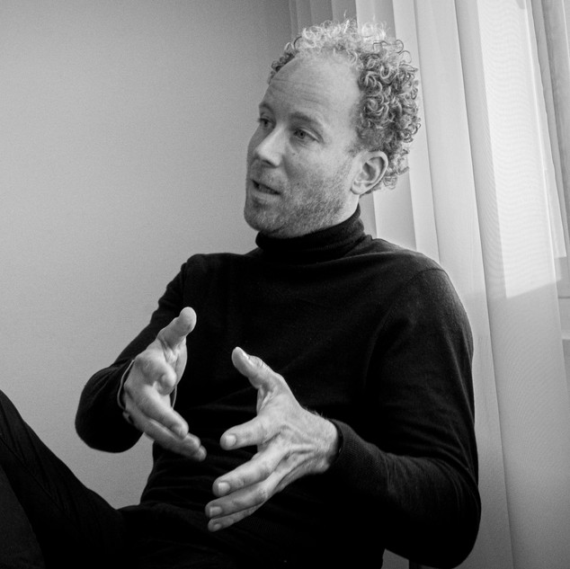 Bas MEULMAN architect  stichtend vennoot ZOOM ARCHITECTEN Gent - Ledeberg