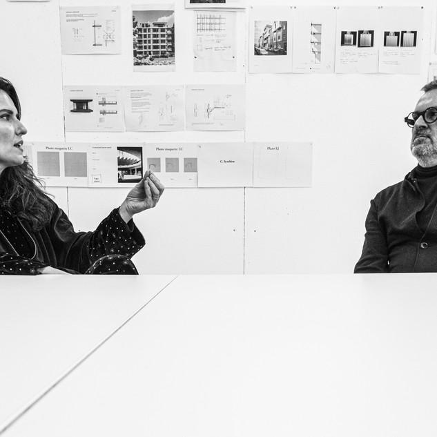 Oana BOGDAN & Leo VAN BROECK architect & ingenieur architect  BOGDAN & VAN BROECK Brussel
