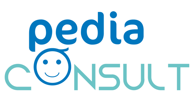 Logo pour le site pedia consult