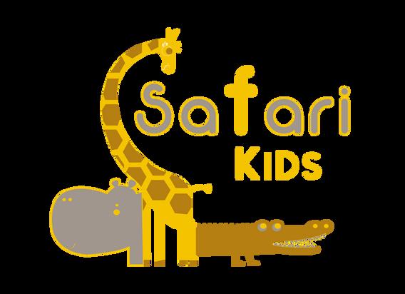 Logo pour garde à d'enfants à domicile SAFARI KIDS
