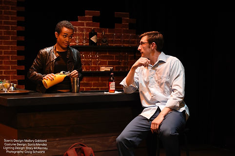 Losing My Religion Production Photo