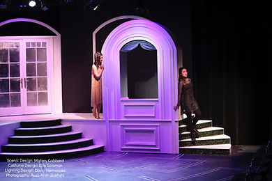 Labyrinth of Desire Production Photo