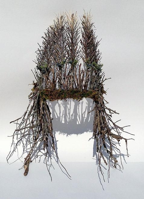 Native American Cedar Headdress