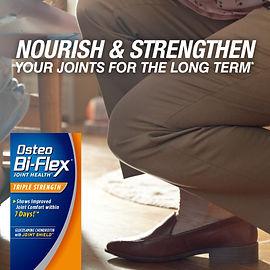Social media ad for nourishing & strengthening joints