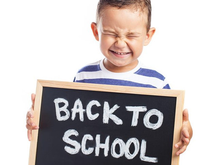 Back To School Jitters – 5 Helpful Hints For Succeeding At School