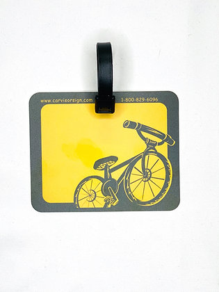Bike Rider Tags (Pack of 50)