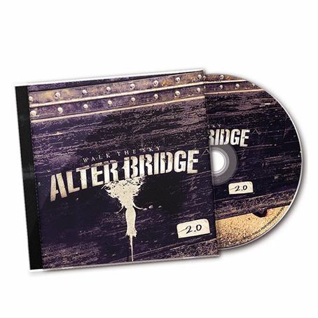 Alter Bridge WALK THE SKY 2.0 EP - CD [PRE-ORDER]