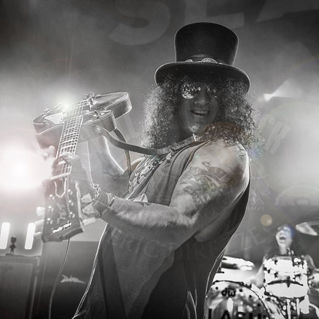 Slash ft. Myles Kennedy And The Conspirators: ANNOUNCE SUMMER U.S. HEADLINING TOUR