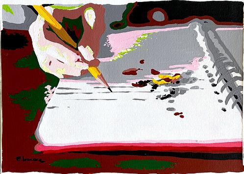 Anotaciones (20 x 29 cms)