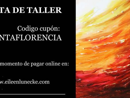 • Venta de Taller Online • Obras con descuento •