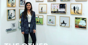 Ir a The Other Art Fair en Dallas [y querer repetirlo mil veces más]