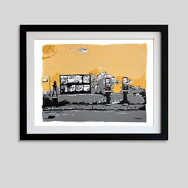 """Texturas de Pisa"" (34 x 43 cms)"