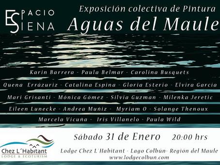 Exposición Aguas del Maule