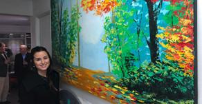"""""""Las mujeres la llevan"""" en Galería Eduardo Lira"""
