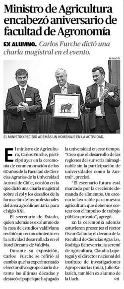 Diario Austral de Valdivia
