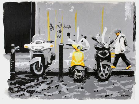 Pinturas hechas en Florencia: mi legado de viaje