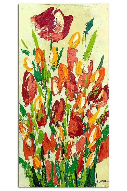 Bouquet (40 x 20 cms)