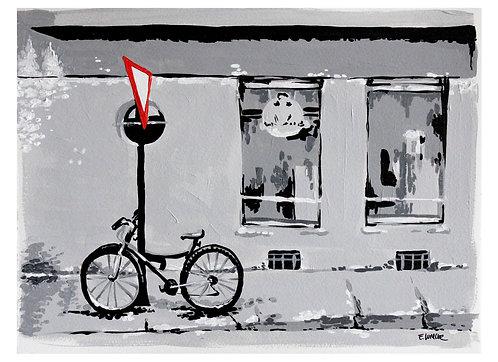 """Print de """"Simpleza"""" (24 x 33 cms)"""