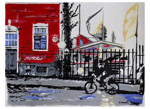 """Print de """"Libertad al viento"""" (24 x 33 cms)"""