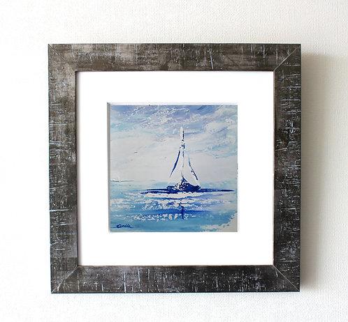 Sueños de mar nr 3 (33 x 33 cms)