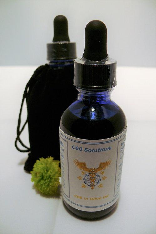 c60 in Olive Oil ~ 2oz