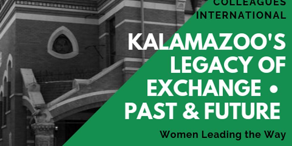 Women Leading the Way - Kalamazoo's Legacy of Exchange, Past and Future