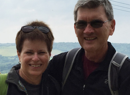 Q&A on hosting with Judy and Ed Huth