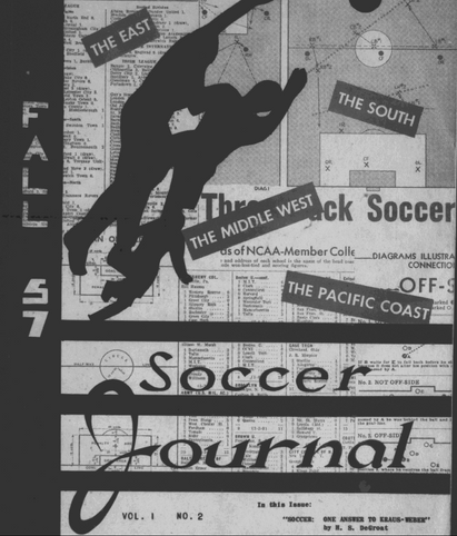 1957 Soccer Journal