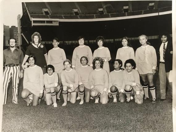 1967 | Ursula Melendi's 11 @ Yankee Stadium