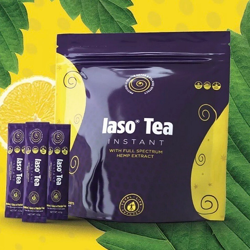 Iaso Tea (Healthy Detox)