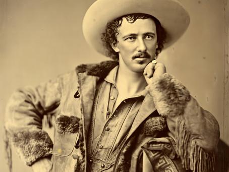 Texas Jack in Yellowstone