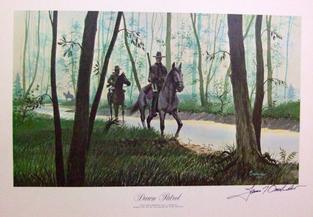 Dawn Patrol by James F. Omohundro