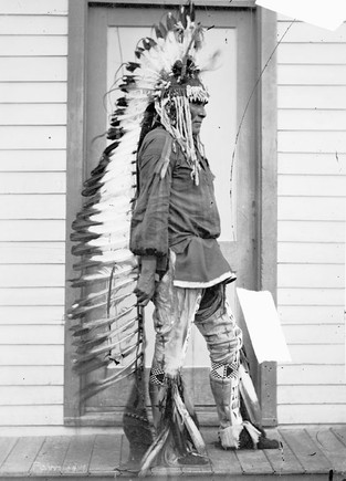 Pitaresaru, the Pawnee chief who Jack wrote about in The Spirit of the Times