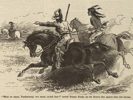 Texas Jack, the Prairie Rattler