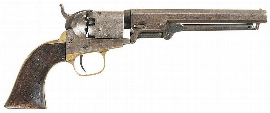 1849 Colt Pocket Percussion Revolver
