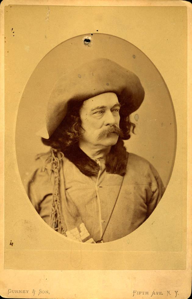 Ned Buntline as Cale Durg