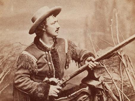 Texas Jack as a Man-Hunter