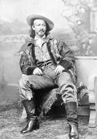 Texas Jack - full shot circa 1878
