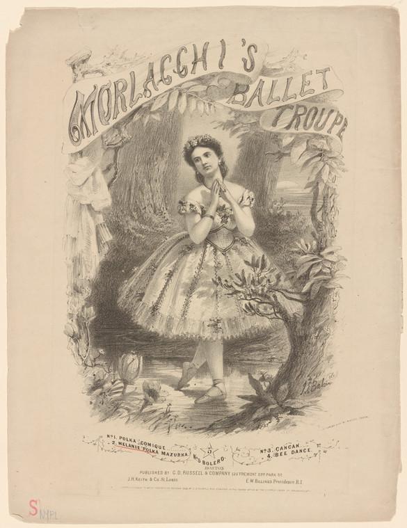Morlacchi's Ballet Troupe