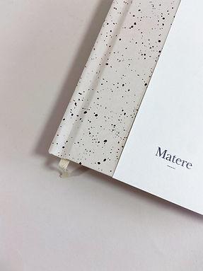 Matere Luxury Notebooks