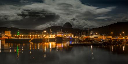 Lochinver Harbour ref 2143