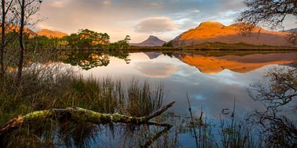 Loch Col Drommanan ref 2136